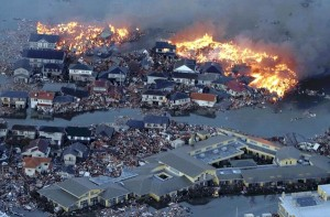 Image of The tsunamis of our lives affect our attitude - Winners Don't Quit Association