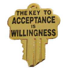 The Key is acceptance - as told by Al Foxx