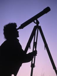 Image of telescope - Winners Don't Quit Association